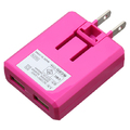 Type-Cケーブル付属 AC充電器 3.4A 1.0m